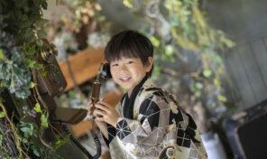 5歳七五三撮影📸✨【東京・八王子・フォトスタジオ・写真館・753】